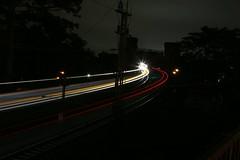 IMG_9842b (AndyMc87) Tags: mainz volkspark nacht zug lighttrails brcke bridge canon 6d 2470 shadow silhouette trees