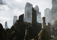 """The Lost world"" (Alexander Vyborov) Tags: paragon open beta"