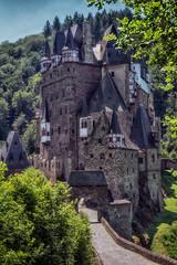 Castle Eltz (Christophe Pfeilstcker) Tags: europe germany elz castle fairy tale medieval old ancient forest fort schloss burg fuji xt1 xris74 pixpassion