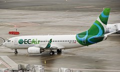 Equatorial Congo Airlines / HB-JJH / Boeing 737 / EBBR-BRU /  (RVA Aviation Photography (Robin Van Acker)) Tags: brussels airport planes trafic airlines avgeek airliner outdoor airplane aircraft vehicle jetliner jet jumbo air photography aviation avitionphotography