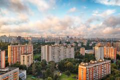 Moscow View-Malaya Yushunskaya_HDR (Ge_Sk) Tags: fujifilm hdr moscowview street