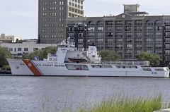 USCGC Dilligence (dcnelson1898) Tags: travel southeast vacation wilmington northcarolina battleship bb55 northcarolinaclass warship worldwar2 usnavy militaryhistory museum