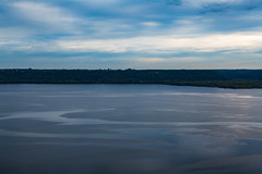 Mississippi River Morning - Lookout at Frontenac State Park (Tony Webster) Tags: frontenac frontenacstatepark lakepepin minnesota mississippiriver lookout morning nature river scenic sky statepark viewpoint unitedstates us