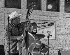 GadellNetSaturdaySessions2016-SouthCityTroubadours_SAF6743-3 (sara97) Tags: band countryrockabillyhonkytonk gadellnetsaturdaysessions gadellnetsaturdaysessions2016 livemusic missouri musicians photobysaraannefinke saintlouis saturdaysessions saturdaysessions2016 southcitytroubadours towergrovepark hat cowboyhat bw blackandwhite blackwhite
