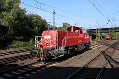 DB Cargo 261 027-7 Hamburg-Harburg (michaelgoll777) Tags: db br261 gravita