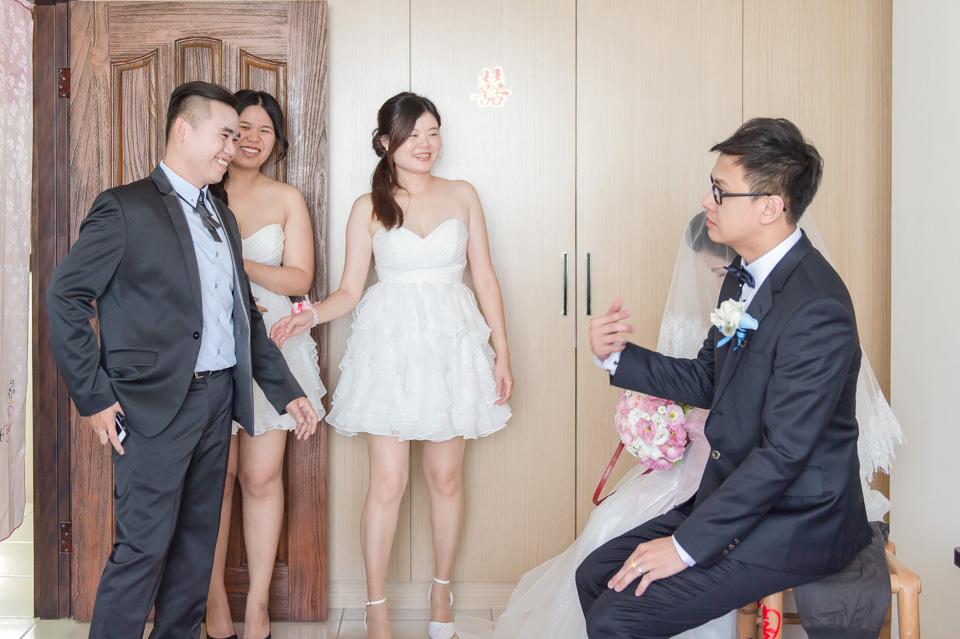 台南婚攝 情定婚宴城堡永康館 婚禮紀錄 C & V 089