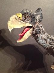 Diatryma Terror Bird (Archinto) Tags: diatryma terrorbird fischner sculpture prehistoric