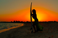 sunset surf (flang1971) Tags: sunset sexy night surf tramonto sensual windsurf sensualsurf