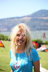At the Gorge MaiTai Today - Kitesurfing (jeany777) Tags: oregon gorge kiting maitai xox
