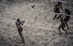 2012 Olympic Woman's Beach Volleyball (Rev Napalm) Tags: brazil horse laura beach germany sara maria parade volleyball olympics guards ludwig 2012 rocha womans talita antonelli goller