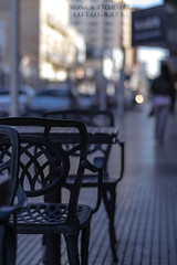 da urbano (Mnica Etcheverry) Tags: city light luz argentina chair nikon day bokeh ciudad dia agosto silla mm 50 2012 bahiablanca d3100 monicaetcheverry