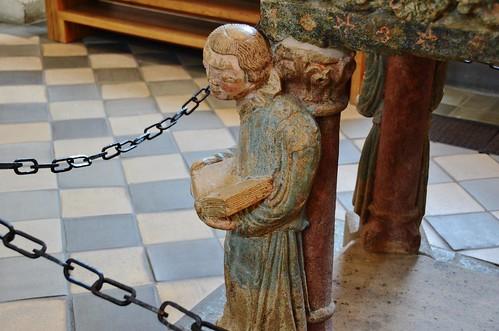 Limbourg (Hesse), la cathédrale (17)