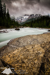 Inhale (JustinWoods) Tags: canada mountains river landscape long exposure alberta rockymountains canadianrockies mistaya mistayacanyon justinwoodsphotography