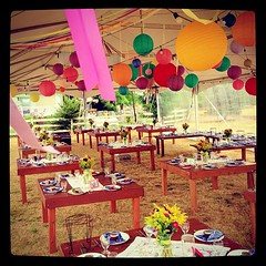 #wedding #rentals #party #decorations #celadonevents #table #weddingdecor a super fun wedding out in gardnerville!  Have a fabulous time Jenie! (Celadon Events) Tags: wedding decorations party square design events decoration event theme weddings decor props ceilingtreatment iphoneography decorationsforweddings sierraweddings