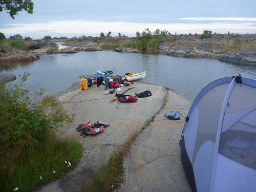 Basecamp Vattungarna