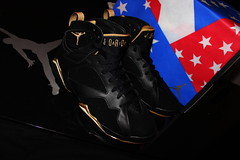 Golden VII. (Soul4Sole) Tags: usa mike gold golden pack vii vi gmp jumpman