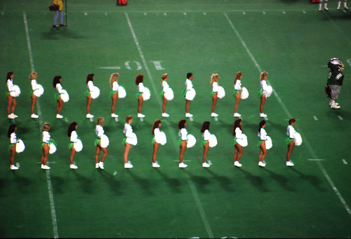 Philadelphia Eagles American Football Cheerleaders 001