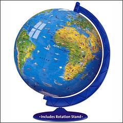 XXL Children's Globe Puzzleball (ToymakerWmbg) Tags: family puzzle puzzles ravensburger 3dpuzzle 3dpuzzles jigsawpuzzles ravensburgerpuzzle globepuzzle mappuzzle globepuzzleball