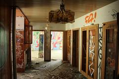 Abandoned embassy, Germany (sensaos) Tags: urban building abandoned germany decay exploring iraq embassy infiltration exploration abandonment iraqi trespassing 2012 urbex sensaos