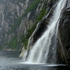Lysefjord (PeterCH51) Tags: nature water norway square stavanger waterfall squareformat fjord scandinavia lysefjord 5photosaday mywinners peterch51