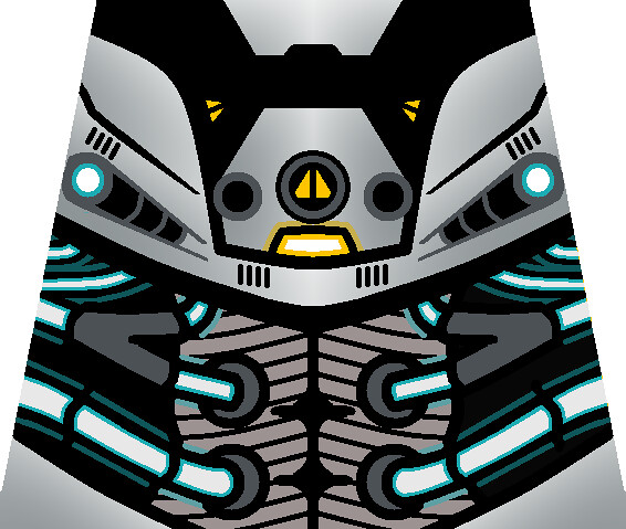 Arkham city mr freeze torso v2 thepyromaster tags city game video sticker