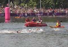 Mens 10k Open Water Swim - London 2012 (DarloRich2009) Tags: uk greatbritain england lake london westminster unitedkingdom gb hydepark olympics 2012 olympicgames london2012 thegames theserpentine ioc londonolympics cityofwestminster openwaterswim locog theroyalparks london2012olympics internationalolympiccommittee 2012olympicgames londonboroughofkensingtonchelsea london2012olympicgames gamesofthexxxolympiad xxxolympiad londonorganisingcommitteeoftheolympicandparalympicgames olympicopenwaterswim london201210kopenwaterswim mens10kopenwaterswim 0kopenwaterswim openwaterswiming