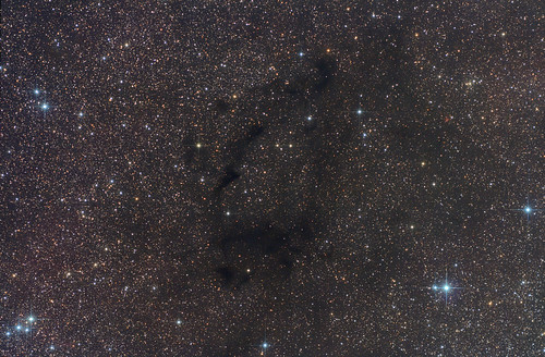 B169 Dark Nebula