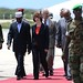 Catherine Ashton arrives in Somalia