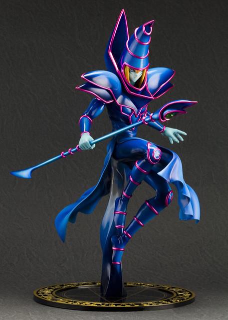闇遊戲牌組的牌魂,黑魔導現身!