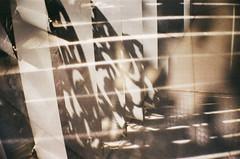 Shadow #1 (MaskedPanda) Tags: shadow film 35mm la lomo lomography sardina shadows fujifilm domino toycam