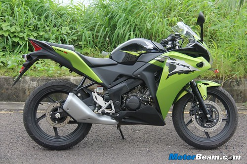 Honda 150cc Bikes 2012
