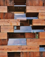Sou Fujimoto (Foto-Ed) Tags: wood urban house tree art nature glass architecture modern forest japanese model open close space future architektur material form jpan eibition