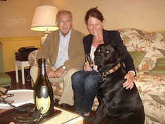 Chateau Pontet Canet, Alfred Tesseron, Isabelle and Artus