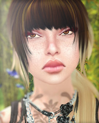 - birdsong - (FlowerDucatillon) Tags: flower fashion blog post secondlife pixel blogpost slupergirls flowerducatillon