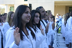 White Coat Ceremony, August 2012