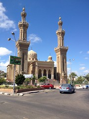 Moschee in Port Said