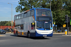 Stagecoach 10014 (Stagecoach Lancaster) PX12DLV (Howard_Pulling) Tags: camera uk autumn summer england bus london buses photo niko