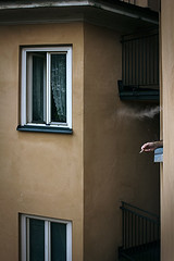 (Ania Vouloudi) Tags: people man color hands stockholm smoke sweeden canon24mm nullachtfnfzehn canon550d aniavouloudi