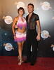 Flavia Cacace and Vincent Simone Strictly Come Dancing 2012 launch