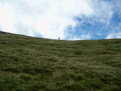 The realy steep climb up Beinn Cheathaich 937m (a-dinosaur) Tags: up climb steep the beinn realy 937m cheathaich