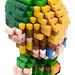 Pixel Art 3D Fimo 18