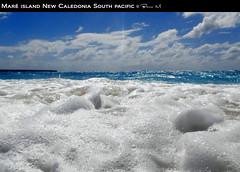 Maré island New Caledonia (Bruno Moure) Tags: ocean new beach sand pacific south sable tribal nouvellecaledonie plage caledonia sud maré tribu océan kanak pacifique