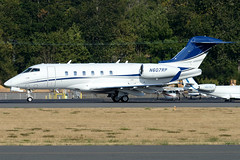 Private N607RP (Drewski2112) Tags: seattle county field airport king international boeing 300 challenger bombardier bfi kbfi cl30 n607rp