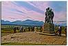 Commando Memorial (Muzammil (Moz)) Tags: scotland commandomemorial inverness moz speanbridge muzammilhussain