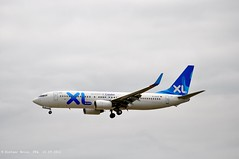 D-AXLE B738 XL Airways Germany (phantomderpfalz) Tags: germany airways xl daxle b738