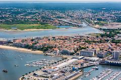 Port d'Arcachon, L'Aiguillon, port de La Teste (JiPiR) Tags: arcachon aquitainelimousinpoitoucharen france aquitainelimousinpoitoucharentes fr