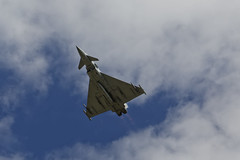 Euro Fighter Typhoon (will668) Tags: eurofighter typhoon jetfighter supersonic aircraft jetengines afterburners flight flying jet worldphotoday worldphotoday2016