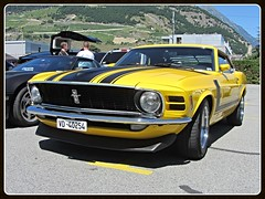 Ford Mustang, 1970 (v8dub) Tags: ford mustang 1970 schweiz suisse switzerland american muscle pkw pony voiture car wagen worldcars auto automobile automotive old oldtimer oldcar klassik classic collector