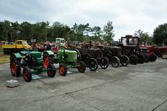 DSC_3103 (2) (Kopie) (azu250) Tags: ravels belgie weelde 3e oldtimerbeurs car truck tractor classic fendt