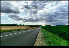 160713-9664-XM1.jpg (hopeless128) Tags: france eurotrip 2016 sunset road clouds bioussac aquitainelimousinpoitoucharen aquitainelimousinpoitoucharentes fr